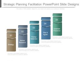 Strategic Planning Facilitation Powerpoint Slide Designs