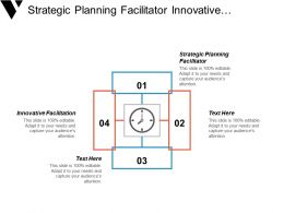 Strategic Planning Facilitator Innovative Facilitation Financial Ranking Business Experience Cpb