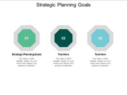 Strategic Planning Goals Ppt Powerpoint Presentation Inspiration Demonstration Cpb