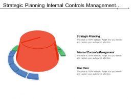 Strategic Planning Internal Controls Management Strategic Planning Platform Cpb
