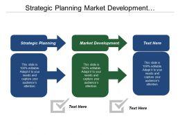 Strategic Planning Market Development Entrepreneurial Activity Government Planning