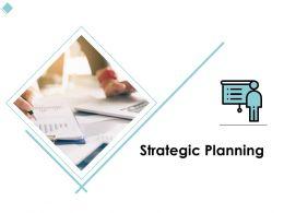 Strategic Planning Marketing Ppt Powerpoint Presentation File Sample