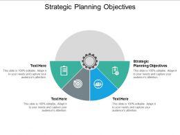 Strategic Planning Objectives Ppt Powerpoint Presentation Portfolio Visuals Cpb