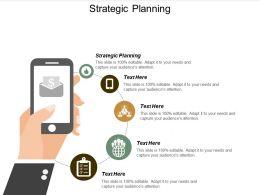 Strategic Planning Ppt Powerpoint Presentation Ideas Show Cpb