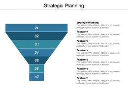 Strategic Planning Ppt Powerpoint Presentation Infographic Template Slides Cpb
