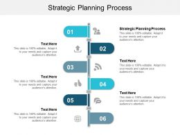 Strategic Planning Process Ppt Powerpoint Presentation Gallery Introduction Cpb