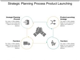 Strategic Planning Process Product Launching Strategy Strategic Thinking Cpb