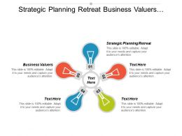 Strategic Planning Retreat Business Valuers Consistent Marketing Accounting Events Cpb