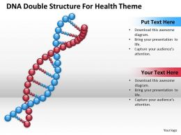 Strategic Planning Structure For Health Theme Powerpoint Templates PPT Backgrounds Slides 0618