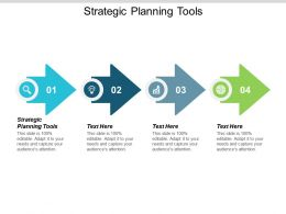 Strategic Planning Tools Ppt Powerpoint Presentation Slides Elements Cpb