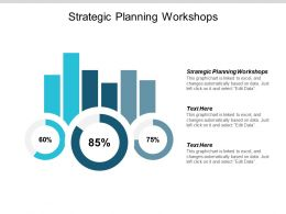 Strategic Planning Workshops Ppt Powerpoint Presentation Visual Aids Inspiration Cpb