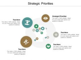 Strategic Priorities Ppt Powerpoint Presentation Infographic Template Templates Cpb