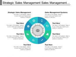 Strategic Sales Management Sales Management Systems Shared Marketing Services Cpb