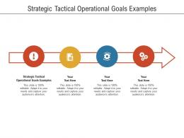 Strategic Tactical Operational Goals Examples Ppt Powerpoint Presentation Inspiration Visuals Cpb