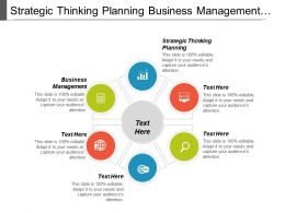 Strategic Thinking Planning Business Management Financial Analysis Retail Management Cpb