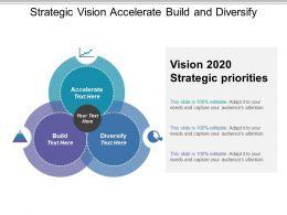 Strategic Vision Accelerate Build And Diversify