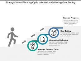 Strategic Vision Planning Cycle Information Gathering Goal Setting