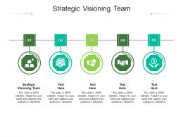 Strategic Visioning Team Ppt Powerpoint Presentation Summary Guide Cpb