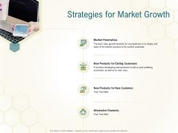 Strategies For Market Growth Business Planning Actionable Steps Ppt Design Templates
