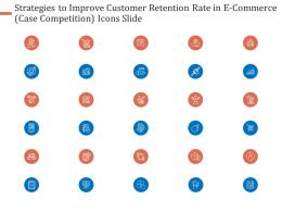Strategies To Improve Customer Retention Rate In Ecommerce Case Competition Icons Slide Ppt Images