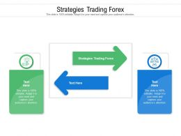 Strategies Trading Forex Ppt Powerpoint Presentation Layouts Layouts Cpb