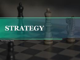 Strategy Action Plan Mission Corporate Strategy Competitive Strategy