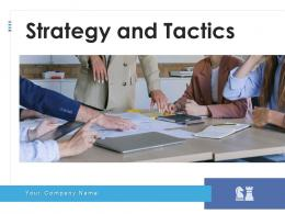 Strategy And Tactics Educational Development Acquisition Marketing Knowledge
