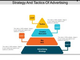 Strategy And Tactics Of Advertising