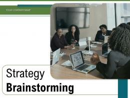 Strategy Brainstorming Business Marketing Techniques Strategy Analyzing Financial