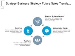 Strategy Business Strategy Future Sales Trends Strategic Plan Cpb