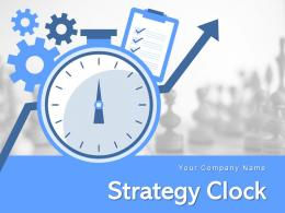 Strategy Clock Business Products Perception Organizational Consumers