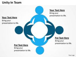 Strategy Consulting Business Unity Team Powerpoint Templates PPT Backgrounds For Slides 0527