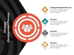 Strategy Development Process Ppt Powerpoint Presentation Inspiration Graphic Tips Cpb