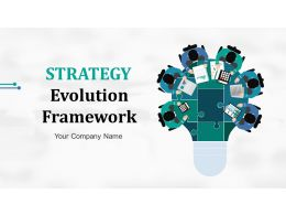 Strategy Evolution Framework Powerpoint Presentation Slides