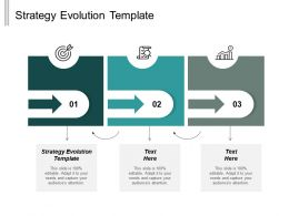 Strategy Evolution Template Ppt Slides Design Templates Cpb