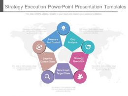 Strategy Execution Powerpoint Presentation Templates