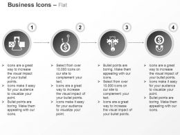 Strategy Finance Key To Solution Magnetic Attraction Of Money Ppt Icons Graphic