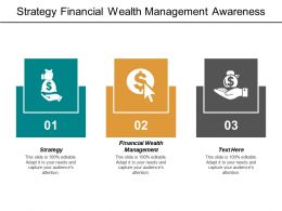 Strategy Financial Wealth Management Awareness Brand Relational Marketing Cpb