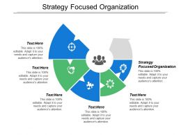 Strategy Focused Organization Ppt Powerpoint Presentation Model Gridlines Cpb