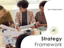 Strategy Framework Powerpoint Presentation Slides