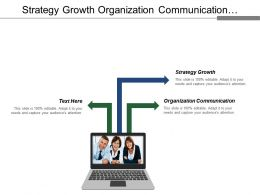 Strategy Growth Organization Communication Marketing Communication Sales Processes