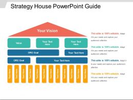 Strategy House Powerpoint Guide