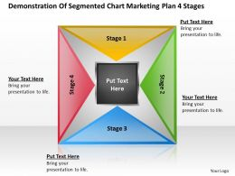 Strategy Management Consulting Plan 4 Stages Powerpoint Templates PPT Backgrounds For Slides 0530