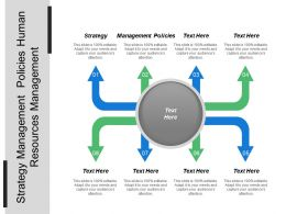 Strategy Management Policies Human Resources Management