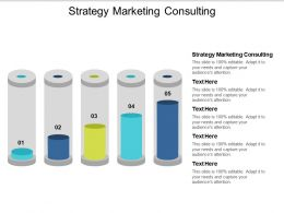 Strategy Marketing Consulting Ppt Powerpoint Presentation Icon Example Cpb