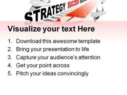 Strategy Paper Airplane Business PowerPoint Templates And PowerPoint Backgrounds 0911  Presentation Themes and Graphics Slide03