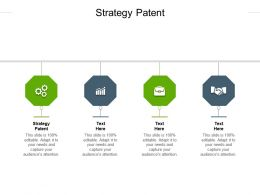 Strategy Patent Ppt Powerpoint Presentation Infographics Deck Cpb