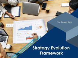 Strategy Planning Evolution Powerpoint Presentation Slides