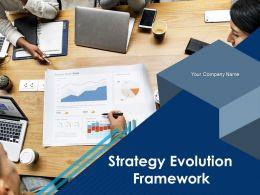 Strategy Planning Evolution Powerpoint Presentation Slides