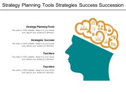 Strategy Planning Tools Strategies Success Succession Planning Model Cpb